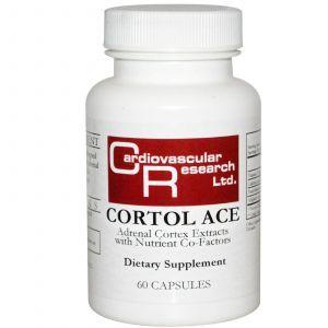 Кортол, Cardiovascular Research Ltd., 60 капс