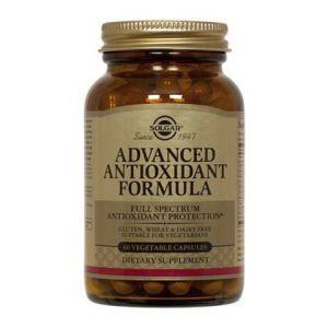 Антиоксидантная формула, Antioxidant Formula, Solgar, 60 капсул (Default)