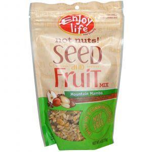 Смесь фруктов и семян, Mountain Mambo, Enjoy Life Foods,170 г