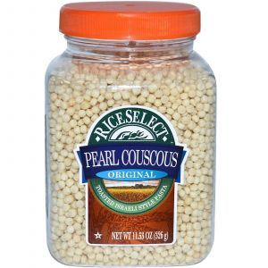 Кускус, Couscous, Rice Select, 326 г