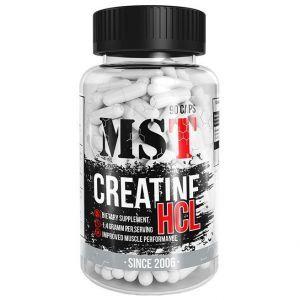 Креатин гидрохлорид, Creatine HCL, MST, 90 капсул