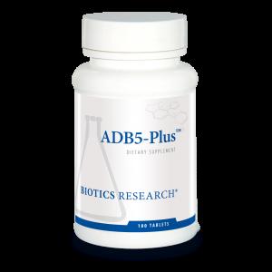 Поддержка гипоталамо-гипофизарной системы, ADB5-Plus, Biotics Research, 180 таблеток