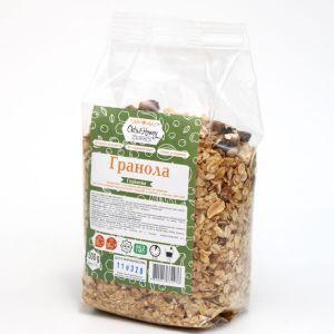 Гранола Ореховая (в полипропиленовой упаковке), Оats&Honey, 500 г
