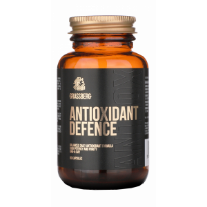 Антиоксидантная защита, Antioxidant Defence, Grassberg, 60 капсул
