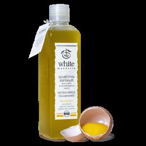 Шампунь для сухих и ослабленных волос, Яичный, White Mandarin, 250 мл