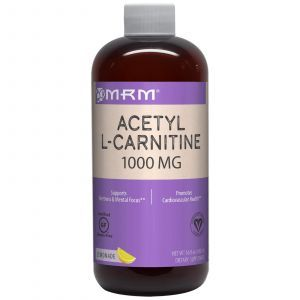 Л карнитин жидкий, MRM, 1000 мг, (480 мл) (Default)