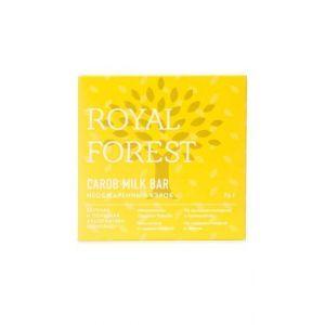 Шоколад из необжареного кэроба, Royal Forest, 75 гр