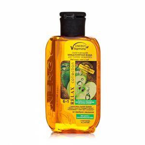 Смягчающая мицеллярная вода для снятия макияжа, Energy of vitamins, 150 мл