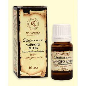 Эфирное масло чайного дерева, Ароматика, 10 мл