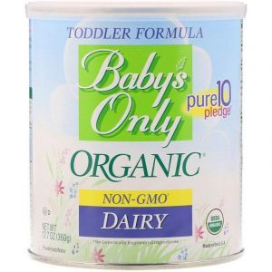 Молочная детская смесь, Baby's Only, Nature's One, органик, 360 г