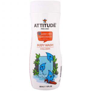 Детский гель для душа, Body Wash, ATTITUDE, 355
