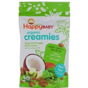 Йогурт, с фруктами и зеленью, Veggie & Fruit Snacks, Nurture Inc, 28