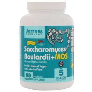 Пробиотики, Saccharomyces, Jarrow Formulas, сахаромицеты, 180 капс