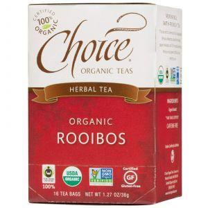 Чай Ройбуш, Choice Organic Teas, 16 штук