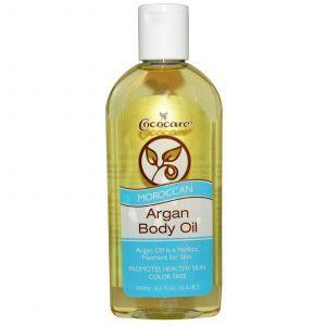 Аргановое масло для тела, Cococare, 250 мл