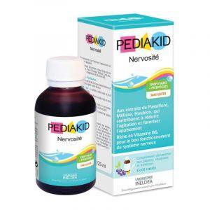 Средство при беспокойства, сироп для детей, (Anxiety Hyperactivity), Pediakid, 125 мл