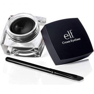 Кремовая подводка для глаз, E.L.F. Cosmetics, черная, 4.7 г