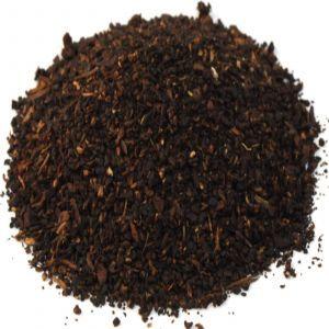 Корень цикория, гранулированный, жаренный, Granulated Chicory Root, Roasted, Frontier Natural Products, 453 г