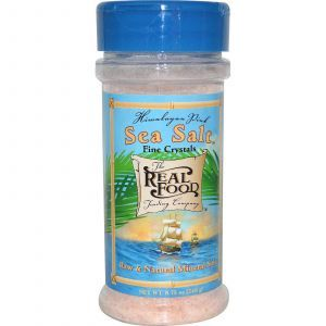 Гималайская розовая морская соль, Himalayan Salt, Fun Fresh Foods, 248 г