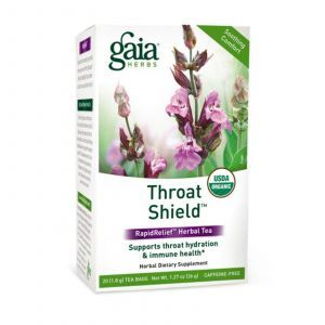 Травяной чай (кофе без кофеина), Gaia Herbs, 20 пак.