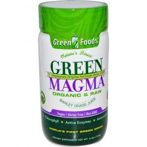 Ячменная трава, Green Foods Corporation, 250 т