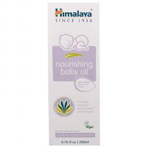 Детское масло, Baby Oil, Himalaya Herbal Healthcare, 200 мл