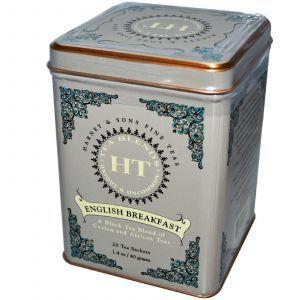 Чай черный «Английский завтрак», Harney & Sons, 40 г.