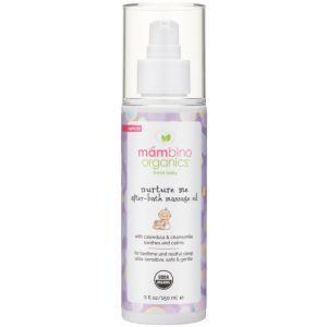 Массажное масло после купания Nurture Me, Mambino Organics, 150 мл