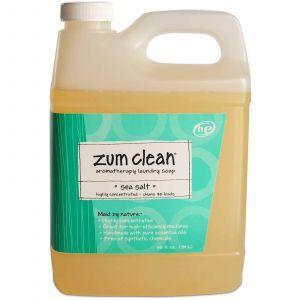 Мыло для стирки, Zum Clean, Indigo Wild, морская соль, 0,94 л