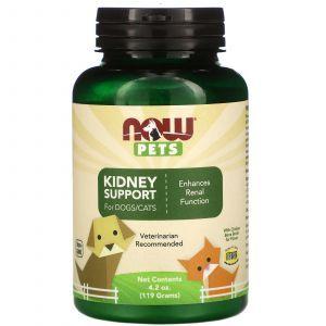 Иммунная поддержка для кошек и собак, Immune Support, Now Foods, 90 таб