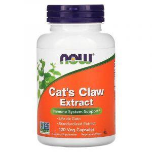 Кошачий коготь экстракт (Cat's Claw), Now Foods, 120 ка