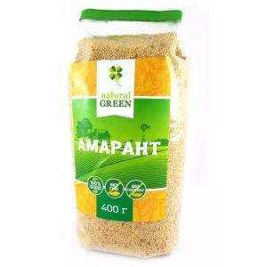 Амарант органический, NATURAL GREEN, 400 г