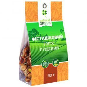 Фисташковый орех очищенный, NATURAL GREEN, 50 г