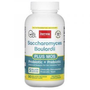 Сахаромицеты, Saccharomyces Boulardii, Jarrow Formulas, 90 капсул