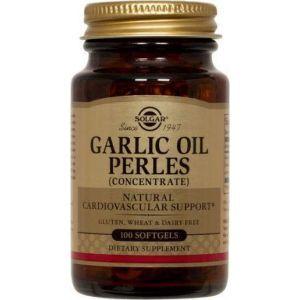 Solgar, Garlic Oil Perles, (Concentrate)
